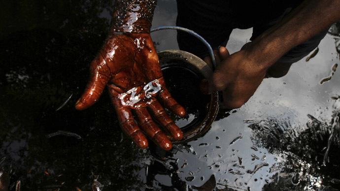 Petróleo. Crédito Akintunde Akinleye/Reuters