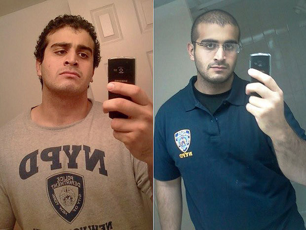 Omar Mateen é suspeito de atirar dentro de boate gay em Orlando. Crédito MySpace/Reprodução